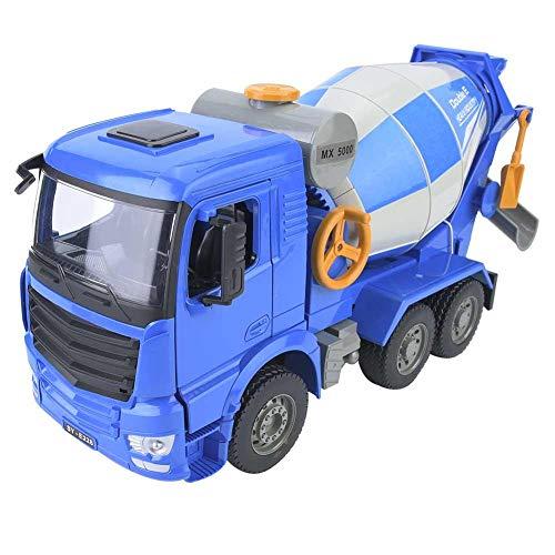 Betonmischer Spielzeug , 1/20 Simulation Mixer Modell Lkw Auto Engineering Fahrzeug Spielzeug Geschenk für Kinder