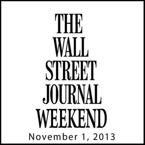 Weekend Journal 11-01-2013 cover art