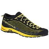 LA SPORTIVA TX2, Zapatillas de montaña Hombre, Black/Yellow, 47 EU