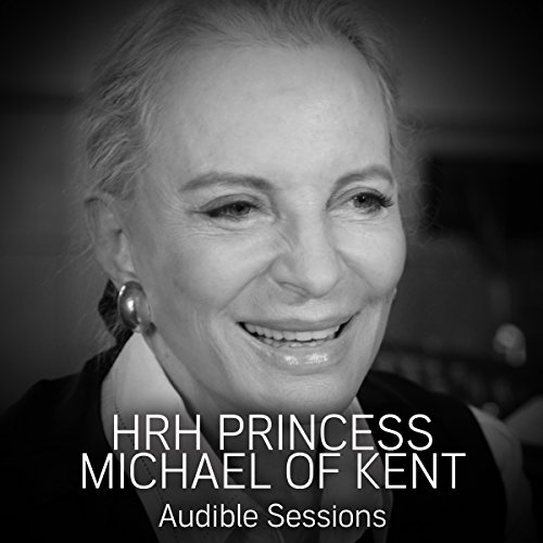 HRH Princess Michael of Kent audiobook cover art