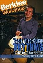 Ricardo Monzon: Basic Afro-Cuban Rhythms