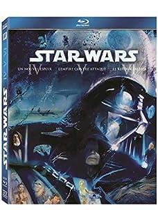 Star Wars Trilogie Ep. 4 à 6 - Coffret 3 Blu-ray (B004HYGSYC) | Amazon price tracker / tracking, Amazon price history charts, Amazon price watches, Amazon price drop alerts