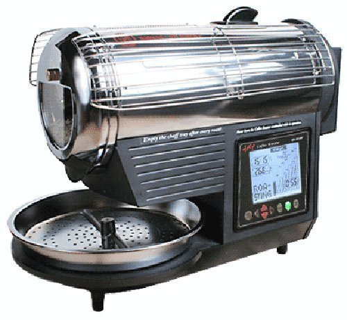 Hottop (9oz) Programable (Model: 'P') Coffee Roaster + 3lbs free green coffee