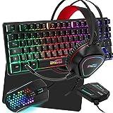 Pack Gaming Combo 6 en 1 Legends AMSTRAD