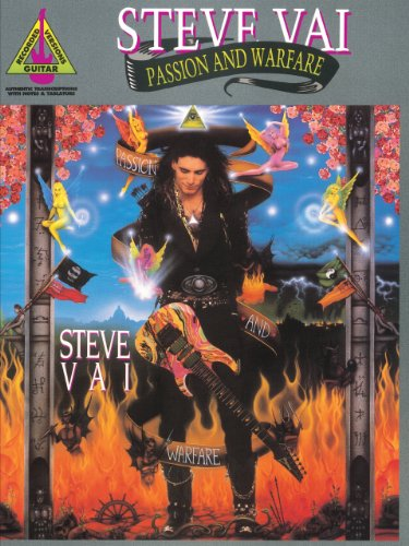 Steve Vai - Passion & Warfare Songbook (Guitar Recorded Versions) (English Edition)