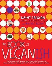 Image of The Book of Veganish :. Brand catalog list of Pam Krauss/Avery.