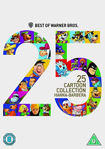 Best Of Warner Bros. 25 Cartoon Collection: Hanna-Barbera [2DVD] (Keine deutsche Version)
