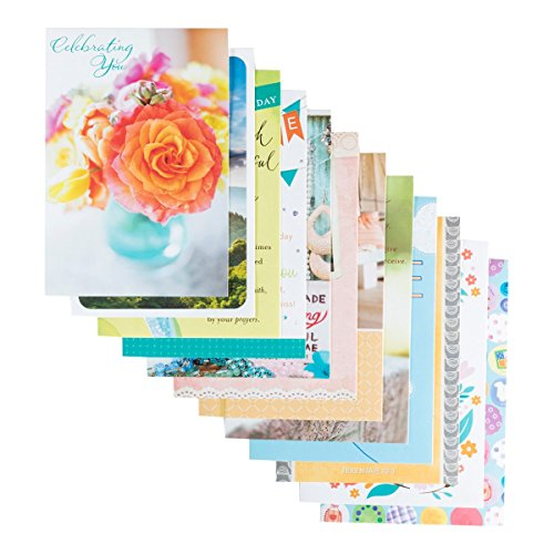 DaySpring All Occasion - Inspirational Boxed Cards - Variety - 18537