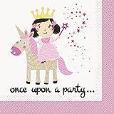 Unique Party 54822 - Tovaglioli di Carta - Festa a Tema...