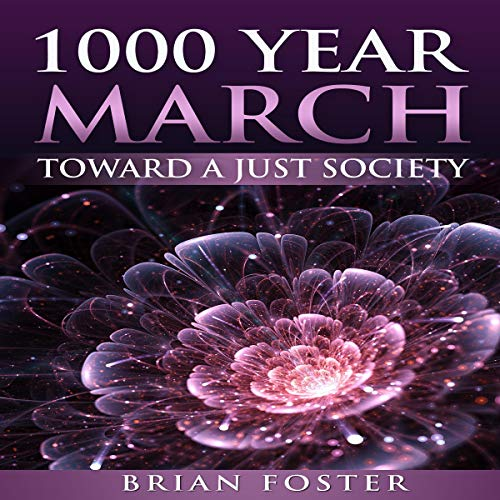 1000 Year March Audiobook By Brian Foster cover art