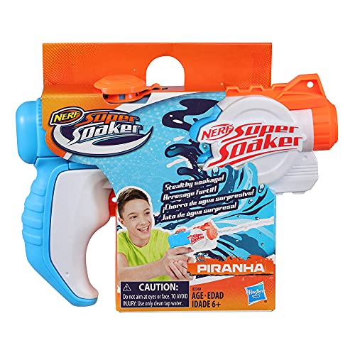 Super Soaker E2769EU50 Hasbro Super Soaker SUPERSOAKER E2769EU5 Piranha, Mehrfarbig