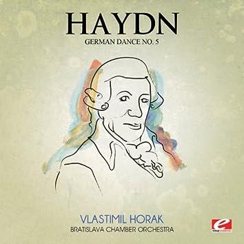 Haydn: German Dance No. 5 in A Major (Digitally Remastered)