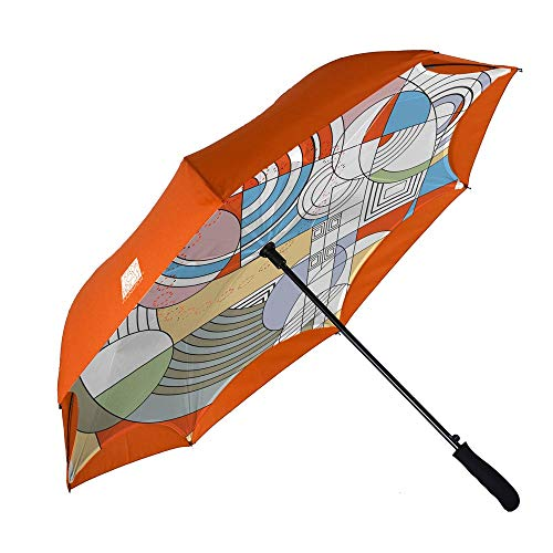 Review Of Frank Lloyd Wright Hoffman Rug 48 Arc Umbrella