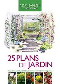 25 plans de jardin par Caroline Geneau