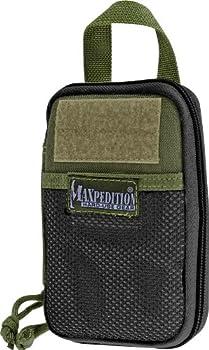 Maxpedition MX259G Sac à Dos de randonnée Unisexe ? Adulte, Vert, Taille Unique