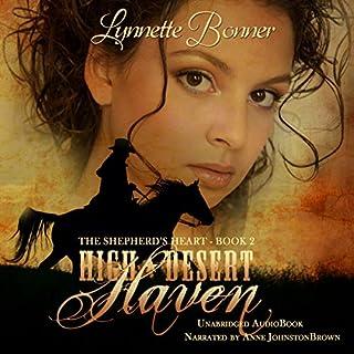 High Desert Haven audiobook cover art