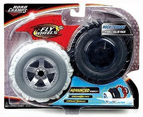 muy popular Road Champs Fly Wheels Advance Wheels Value Pack by by by Jakks Pacific  precioso