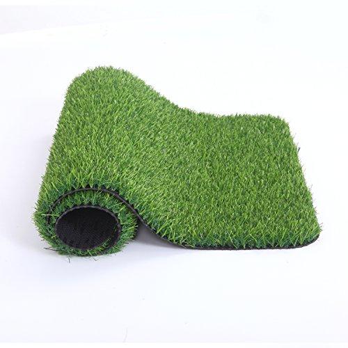 MAYSHINE Artificial Grass Door Mat Indoor/Outdoor...
