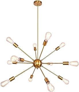 Best mid century style lighting Reviews