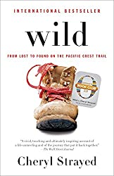 Wild // A list of 12 of the best adventure books and inspiring books about the outdoors for anyone who wants a little more adventure in their everyday life.