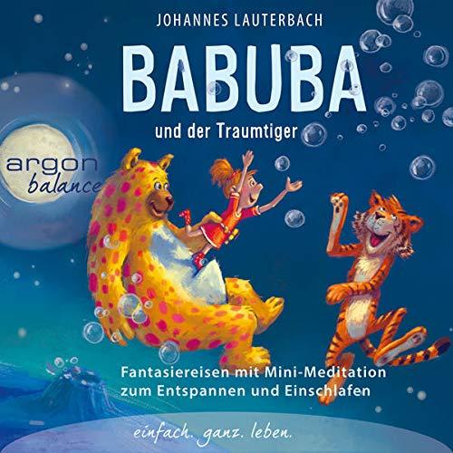 Babuba und der Traumtiger Titelbild