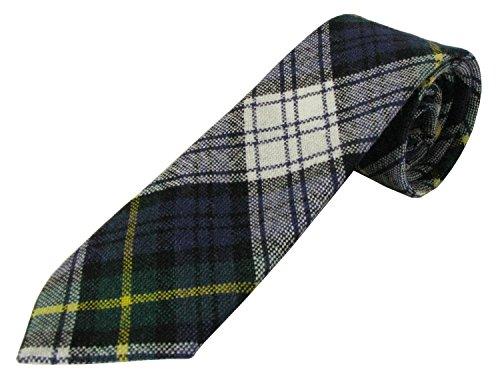 Corbata estilo tartán para niños - 100% lana - Gordon Dress