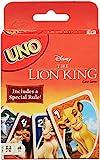 Mattel Games UNO Disney The Lion King