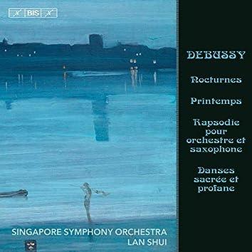 Debussy: Nocturnes, L. 91 & Other Orchestral Works