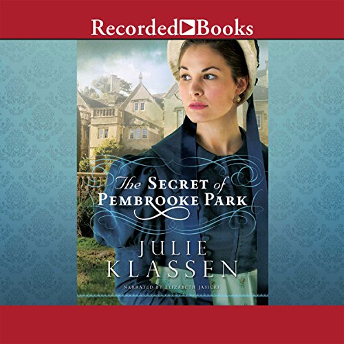The Secret of Pembrooke Park audiobook cover art