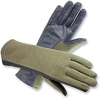 ONETAC OUTDOOR Military CVC Tanker Tactical Pilot Nomex Fire Resistant Flight Flyers Gloves