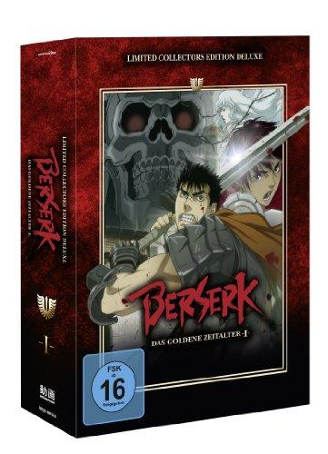 Berserk - Das goldene Zeitalter I (Limited Collector's Edition Deluxe)