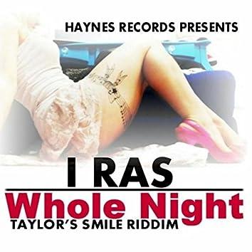 Whole Night - Single