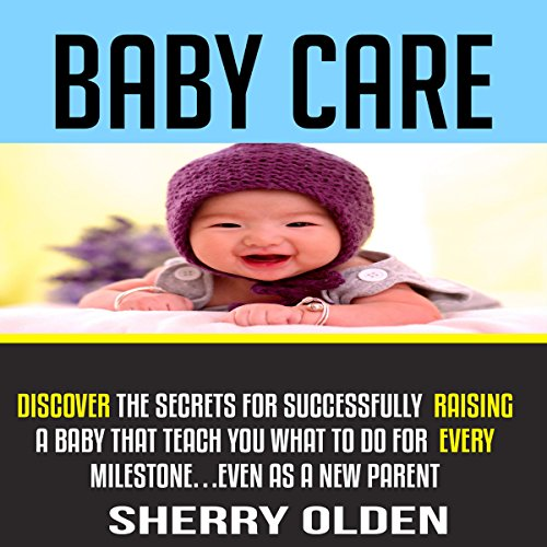 Baby Care audiobook cover art