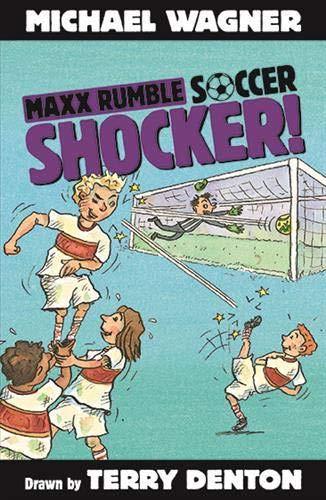 Maxx Rumble Soccer 2: Shocker!