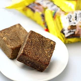 taiwan black sugar ginger cube