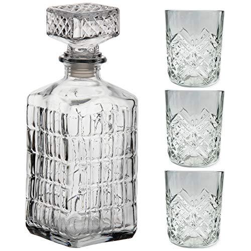 comprar whisky botella cristal online