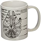 Star Wars Official Millennium Falcon Tazza