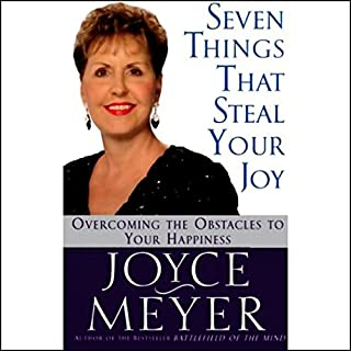 Seven Things That Steal Your Joy cover art