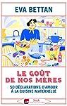 Le goût de nos mères: 50 déclarations d'amour à la cuisine maternelle par Bettan
