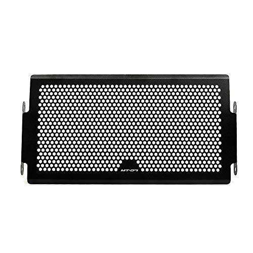 MT07 Rejillas frontales de radiador Guarda protectora Radiator Guard para Yamaha mt-07 MT 07 2013 2014 2015 2016 2017