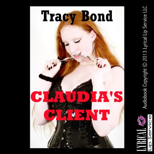 Claudia's Client audiobook cover art