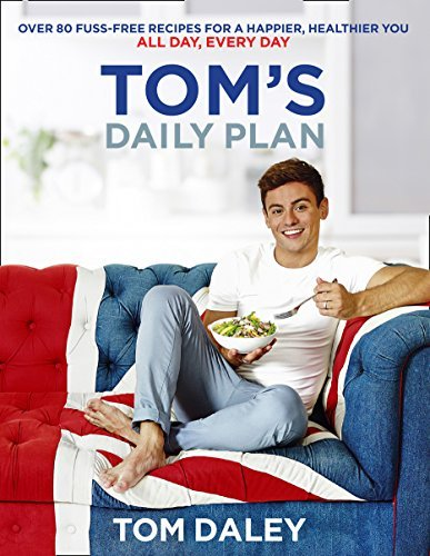 Tom's Daily Plan (Limited Signed Edition) by Tom Daley (2016-12-29)