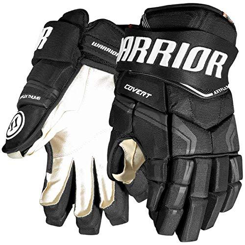 Warrior Covert QRE Pro Handschuhe Senior, Größe:15 Zoll, Farbe:Schwarz