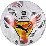 Puma Unisex's LaLiga 1 Acelerate MS Ball Training Blanco-Multicolor, 5