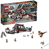 LEGO Jurassic World - Caza del Velociraptor en Parque Jurásico (75932)