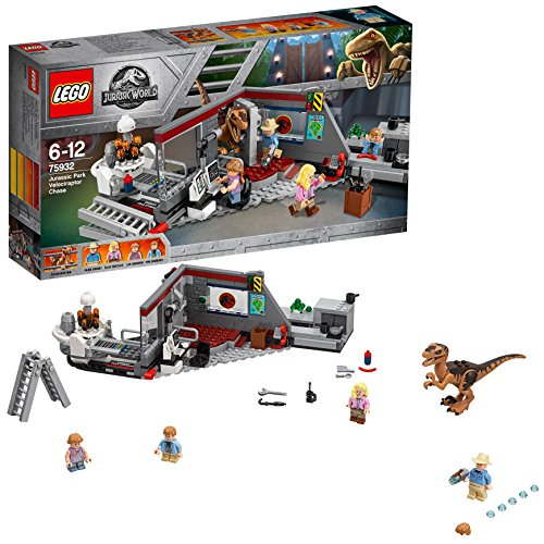 LEGO Jurassic World 75932 Confidential