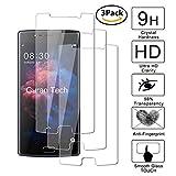Guran [3 Unidades] Protector de Pantalla Vidrio Cristal Templado para Doogee BL7000 Smartphone Glass Vidrio Templado Film (9H, 2.5D Edge, 0.3mm)