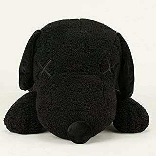 uniqlo kaws peanuts black