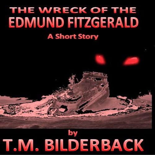 The Wreck of the Edmund Fitzgerald audiobook cover art