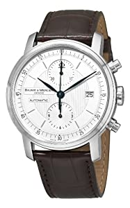 Prices and Online.Baume & Mercier Men's 8692 Classima Automatic Chronograph Watch and review